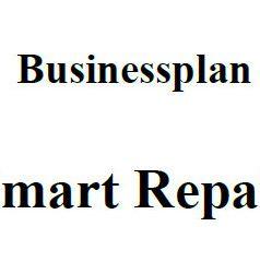 Mit dieser Vorlage können Sie einen Businessplan für ein Smart Repair erstellen.