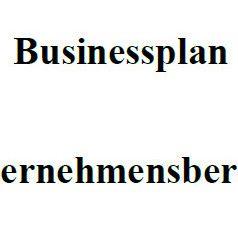 Mit dieser Vorlage können Sie einen Businessplan für Unternehmensberater erstellen.
