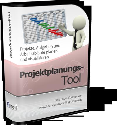 Professionelles Tool zur intuitiven Planung von Projekten