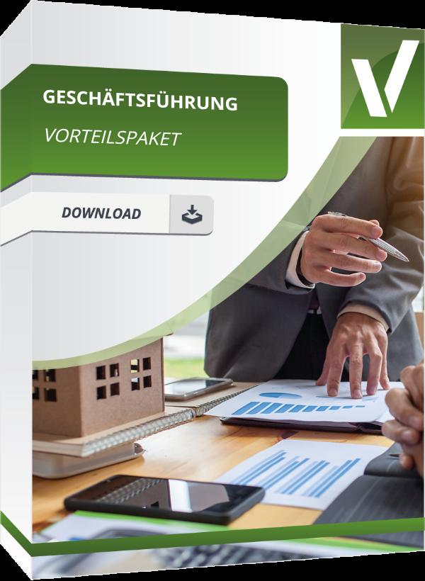 Dieses Vorteilspaket enthält die wichtigsten Vorlagen rund um das Arbeitsrecht