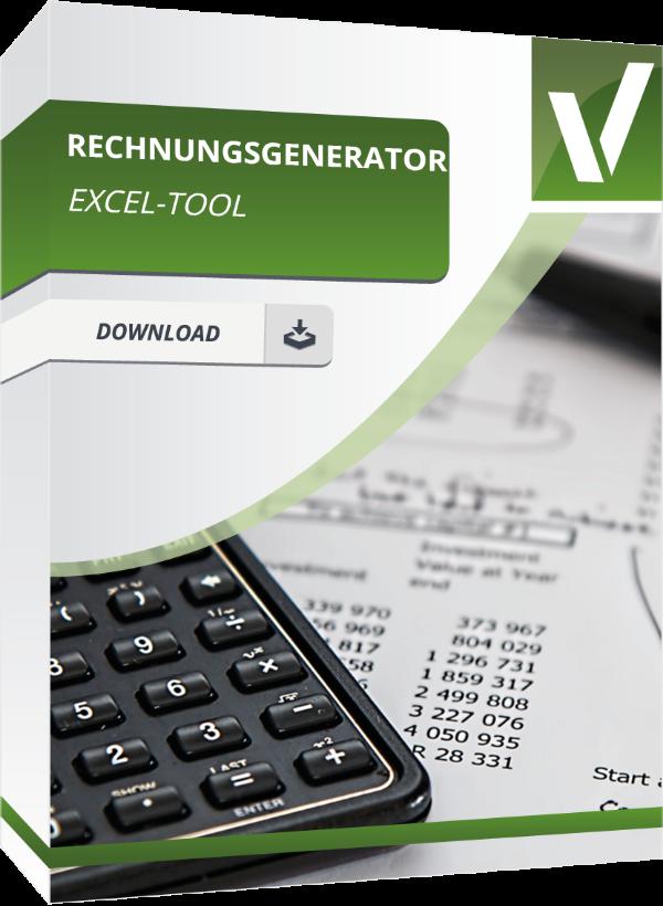 Rechnungserstellung mit Excel 2020
