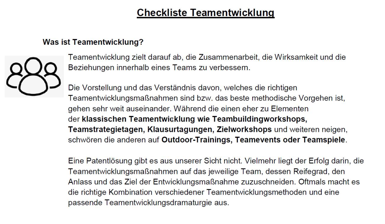 Vorschau der Datei Teamentwicklung