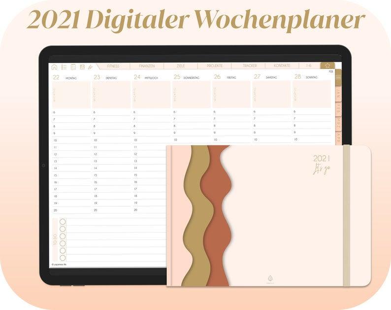 Digitaler Planer 2021