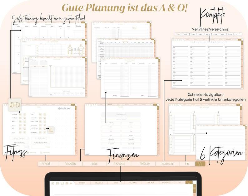 Vorschau 2 digitaler Planer 2021