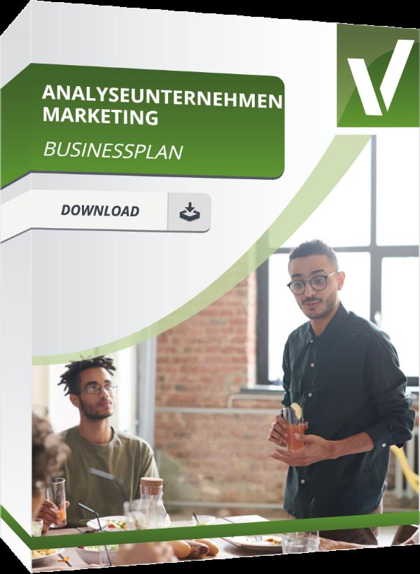 Businessplan für ein Analyseunternehmen im Bereich Marketing