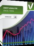Swot Analyse für Excel günstig