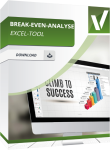 Break Even Analyse in Excel