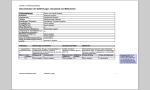 Seite 1/12 der Gefährdungsbeurteilung von Stahlbaumontage, allgemein.