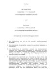 Auszug aus dem Muster eines Vertrags zur Regelung von Jobsharing.