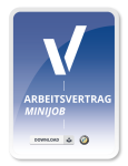 Arbeitsvertrag für einen Minijob