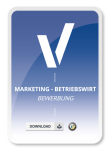 Marketing - Betriebswirt Bewerbung Muster
