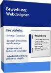 Bewerbung - Webdesigner (Trainee)