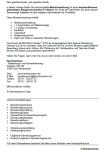 Einblick in die Übersichtsseite mit der inhaltlichen Auflistung der Vorlagen