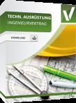 Produktbild Ingenieurvertrag Technische Ausrüstung