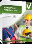 Vorteilspaket für Bauverträge (VOB)