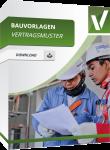 Bauvorlagen als Vertragsmuster im Paket