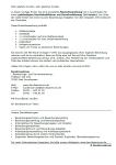 Einblick in die Übersichtsseite mit der inhaltlichen Auflsitung der Vorlagen