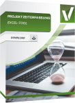 Produktbox für das Excel Tool Projektzeiterfassung