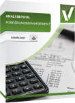 Produktbox für die Analyse von Forderungsmanagement