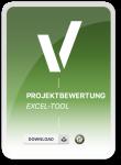 PRoduktbild für das Exceltool Projektbewertung
