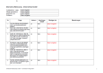 Erste Seite der Checkliste alternative Betreuung