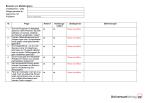 Erste Seite der Checkliste Einsatz von Multikoptern.