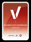 Produktbild für die Checkliste Dokumentation Unterweisung