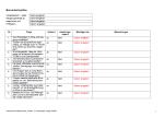 Erste Seite der Checkliste Büroarbeitsplätze.