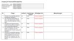 Vorschau der Checkliste für Hydraulikflüssigkeiten