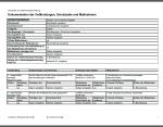 Exemplarische Darstellung der Gefährdungsbeurteilung