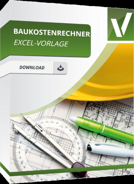 Baukostenrechner in Excel