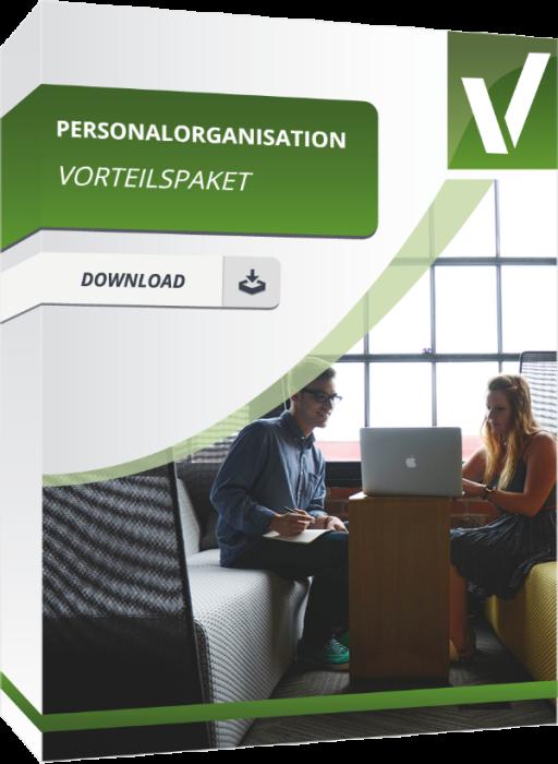 Vorteilspaket – Personalorganisation