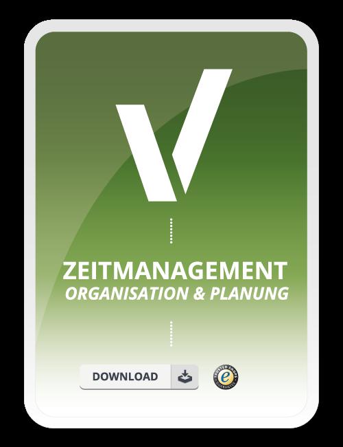 Zeitmanagement - Organisation und Planung