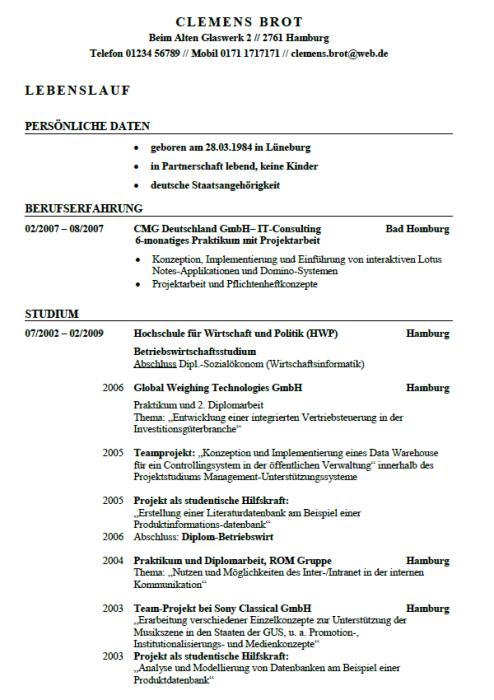 Bewerbung - Anzeigenberater - Innen- und Außendienst, ungekündigt (Berufserfahrung)