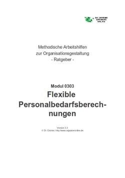 Ratgeber für flexible Personalbedarfsberechnungen