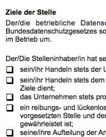 Stellenbeschreibung - Systembetreuer/in
