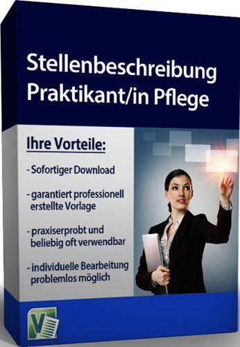 Stellenbeschreibung - Praktikant/in Pflege