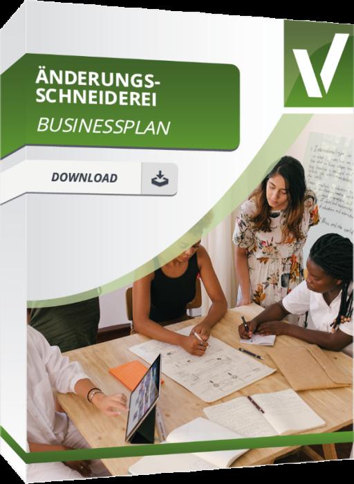 Businessplan - Änderungsschneiderei