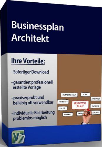 Businessplan - Architekt