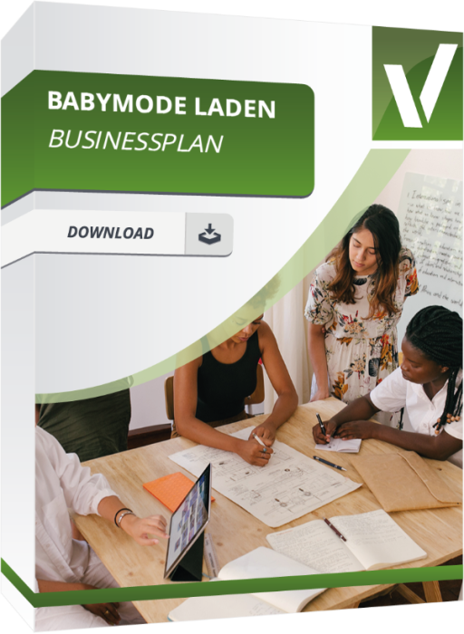 Businessplan - Babymode - Laden