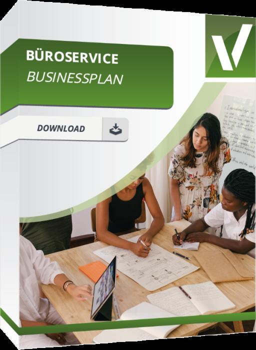 Businessplan - Büroservice