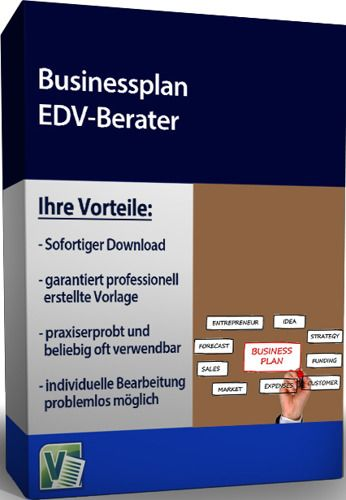 Businessplan - EDV-Berater