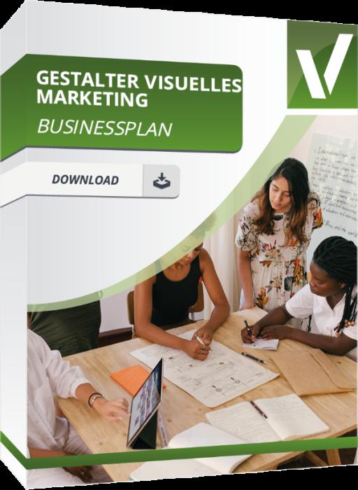 Businessplan - Gestalter für visuelles Marketing