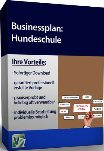Businessplan - Hundeschule