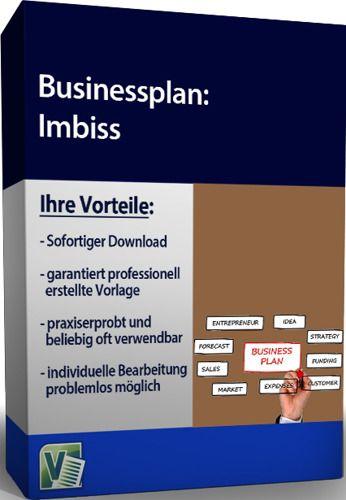 Businessplan - Imbiss