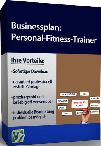 Businessplan Personal-Fitness-Trainer
