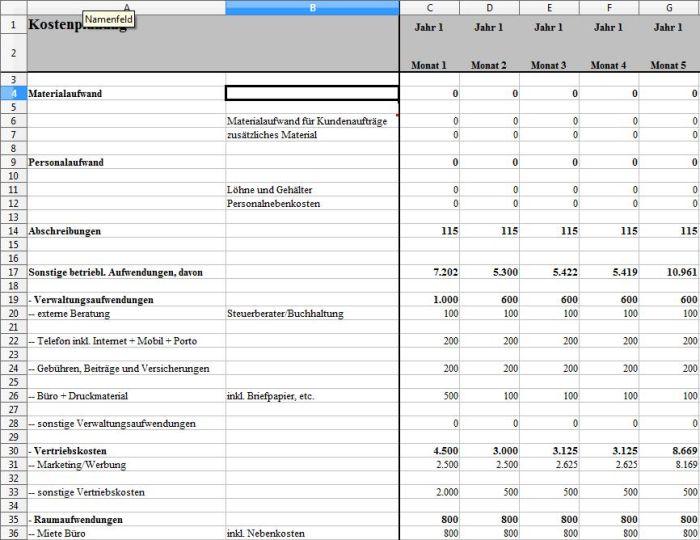 Businessplan - Personalvermittlung inklusive Excel-Finanzplan