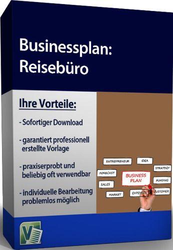 Businessplan - Reisebüro