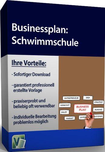 Businessplan - Schwimmschule