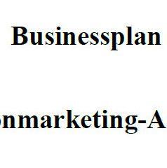 Businessplan - Telefonmarketing